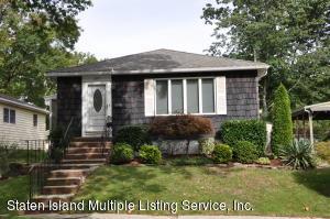 297 Thornycroft Avenue, Staten Island, NY 10312