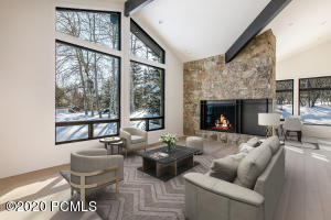 Great Room - virtual staging furniture