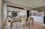 Dining Room & Custom Buffet
