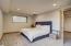 Lower Bedroom #4 w nook & views