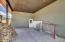 TOY GARAGE heated, approx 700 sq ft, half bath, patio