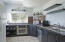 Downstairs Apartment Kitchen