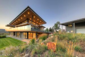 Mountain Modern Park City Ranch Home