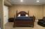Bedroom 5 -Lower Level Guest Quarters with Full Bath and Gathering Room/Game Room