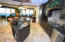 Gourmet Kitchen and detailed bar areas