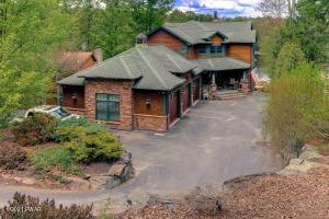 Architectural Shingles and Cedar Siding