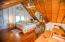 Master loft bedroom
