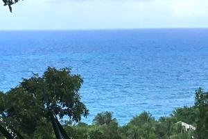 Downtown West Bay, One of the few building lots, Roatan,