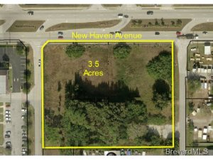 Property for sale at 0 W New Haven, Melbourne,  FL 32904