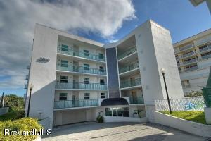 Property for sale at 3800 Ocean Beach Boulevard Unit 302, Cocoa Beach,  FL 32931
