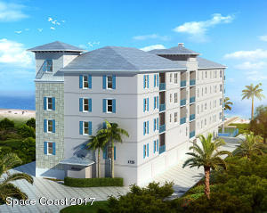 Property for sale at 1725 Highway A1a Unit 402, Indialantic,  FL 32903
