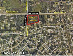 Property for sale at 1655 Dewey Street, Palm Bay,  FL 32909
