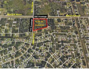 Property for sale at 1655 Dewey Street, Palm Bay,  FL 32909