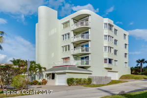 Property for sale at 3031 S Atlantic Avenue Unit 402, Cocoa Beach,  FL 32931