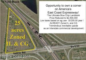Property for sale at Tbd Indrio Road, Ft. Pierce,  FL 34946