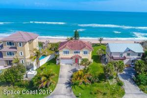 Property for sale at 7313 S Highway A1a, Melbourne Beach,  FL 32951