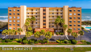 Property for sale at 925 Highway A1a Unit 305, Satellite Beach,  FL 32937