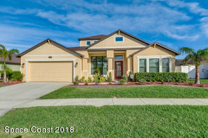 Property for sale at 1319 Outrigger Circle, Rockledge,  FL 32955