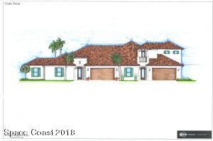 Property for sale at 843 Aquarina Boulevard, Melbourne Beach,  FL 32951