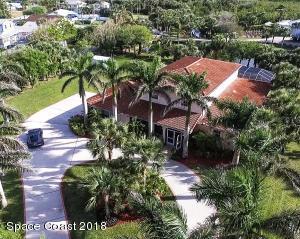 Property for sale at 201 Crystal Bay Lane, Melbourne Beach,  FL 32951