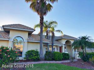 Property for sale at 147 Lanternback Island Drive, Satellite Beach,  FL 32937