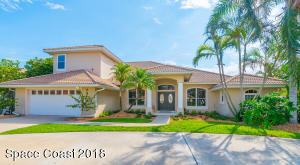 Property for sale at 241 Waterside Drive, Indian Harbour Beach,  FL 32937