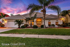 Property for sale at 2018 Sykes Creek Drive, Merritt Island,  FL 32953