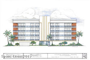 Property for sale at 121 Crescent Beach Boulevard Unit 502 Ph, Cocoa Beach,  FL 32931
