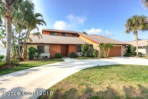 Property for sale at 725 Puesta Del Sol, Indialantic,  FL 32903