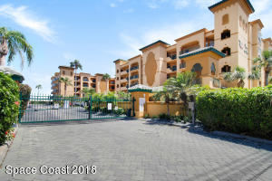 Property for sale at 8470 Ridgewood Avenue Unit 502, Cape Canaveral,  FL 32920