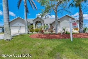 Property for sale at 1772 Bayside Street, Merritt Island,  FL 32952