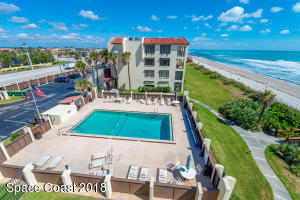 Property for sale at 175 Highway A1a Highway Unit 408, Satellite Beach,  FL 32937