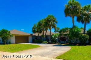 Property for sale at 2275 Sea Horse Drive, Melbourne Beach,  FL 32951