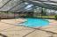 Screen Enclosed Pool