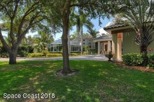 Property for sale at 200 Riverside Drive, Melbourne Beach,  FL 32951
