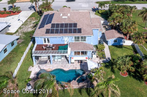 Property for sale at 136 Bahama Boulevard, Cocoa Beach,  FL 32931
