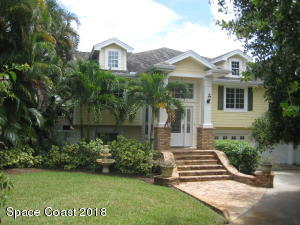 Property for sale at 839 Sunset Drive, Melbourne,  FL 32935