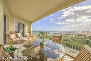 Property for sale at 420 Harding Avenue Unit 803, Cocoa Beach,  FL 32931