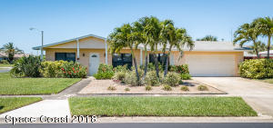 Property for sale at 522 Escambia Street, Indian Harbour Beach,  FL 32937
