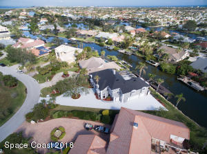 Property for sale at 557 Lanternback Island Drive, Satellite Beach,  FL 32937