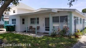 Property for sale at 218 Jefferson Avenue, Cape Canaveral,  FL 32920
