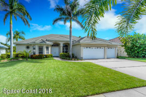 Property for sale at 160 Island View Drive, Indian Harbour Beach,  FL 32937