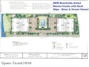 Property for sale at 121 Crescent Beach Boulevard Unit 405, Cocoa Beach,  FL 32931