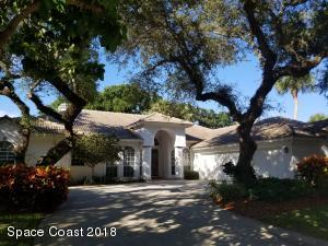 Property for sale at 335 Hammock Shore Drive, Melbourne Beach,  FL 32951