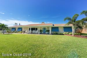 Property for sale at 25 Pinehill Drive, Indialantic,  FL 32903