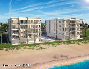 Property for sale at 2795 Highway A1A Unit 402, Indialantic,  FL 32903