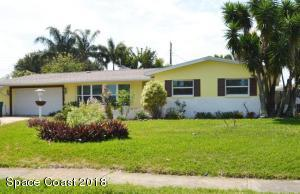 Property for sale at 951 Flotilla Club Drive, Indian Harbour Beach,  FL 32937