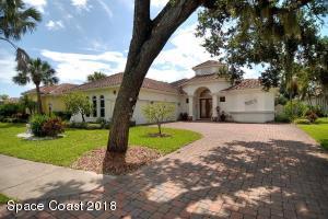 Property for sale at 832 Aquarina Boulevard, Melbourne Beach,  FL 32951