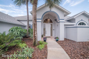 Property for sale at 302 Salida Drive, Indian Harbour Beach,  FL 32937