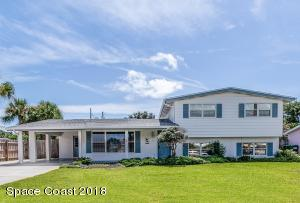 Property for sale at 113 N Osceola Drive, Indian Harbour Beach,  FL 32937